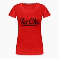 tai chi Women's T-Shirts