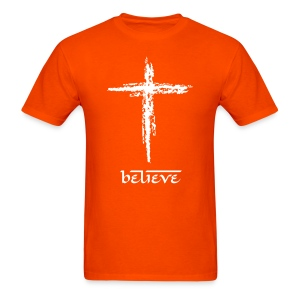 believe - Men's T-Shirt