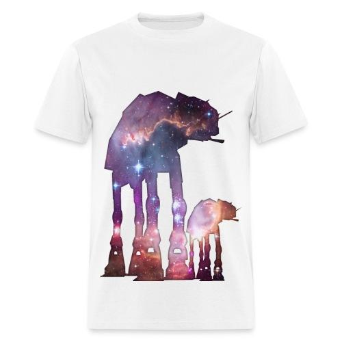 Galactic Walker Star Wars - Men's T-Shirt