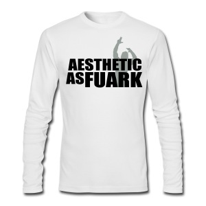 Long Sleeve T-Shirt Zyzz Aesthetic As FUARK - Men's Long Sleeve T-Shirt by Next Level