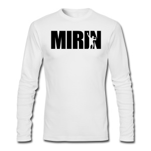 Long Sleeve T-Shirt Mirin - Men's Long Sleeve T-Shirt by Next Level