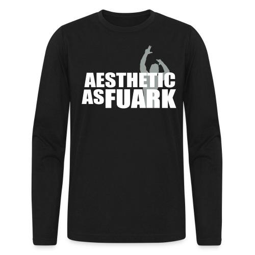 Long Sleeve T-Shirt Zyzz Aesthetic As FUARK - Men's Long Sleeve T-Shirt by Next Level