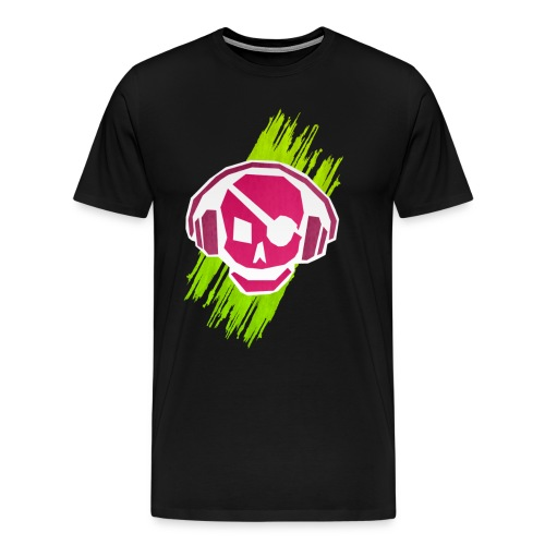 P.A. Logo (PINK) - Boy - Men's Premium T-Shirt