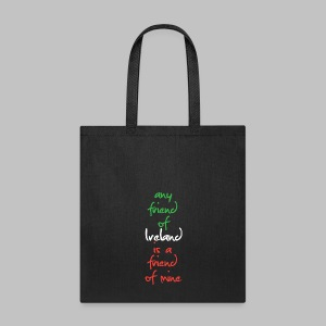 Friend Of Ireland - Tote Bag