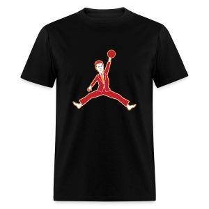 Air Mayor // Black - Men's T-Shirt