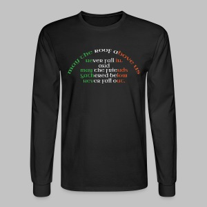 House And Friends - Men's Long Sleeve T-Shirt