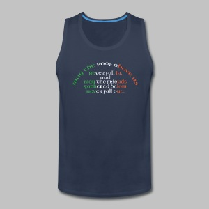 House And Friends - Men's Premium Tank