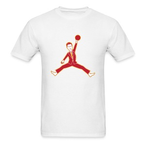 Air Mayor // White - Men's T-Shirt