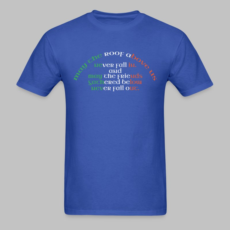 House And Friends - Men's T-Shirt