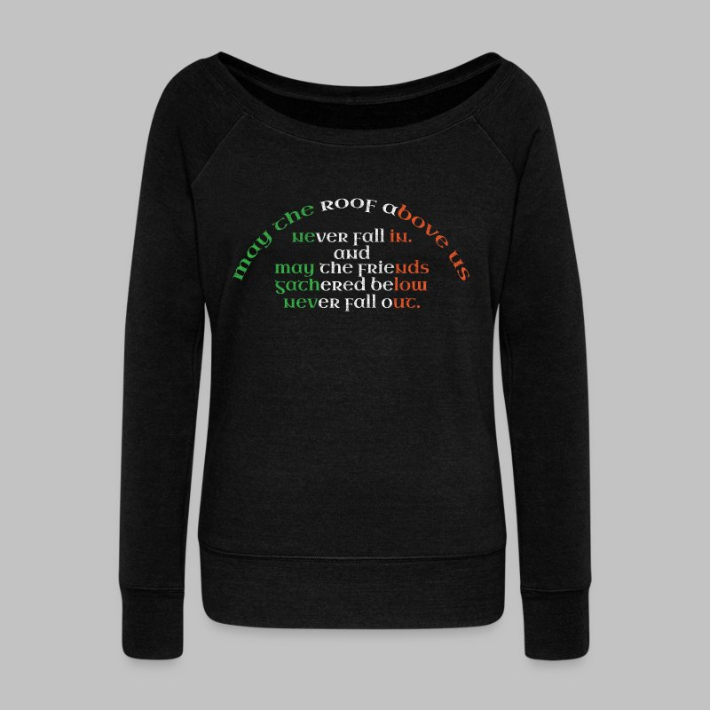 House And Friends - Women's Wideneck Sweatshirt