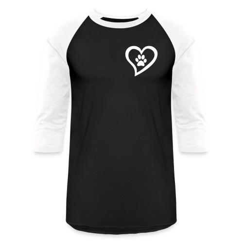 I heart Pets - Baseball T-Shirt