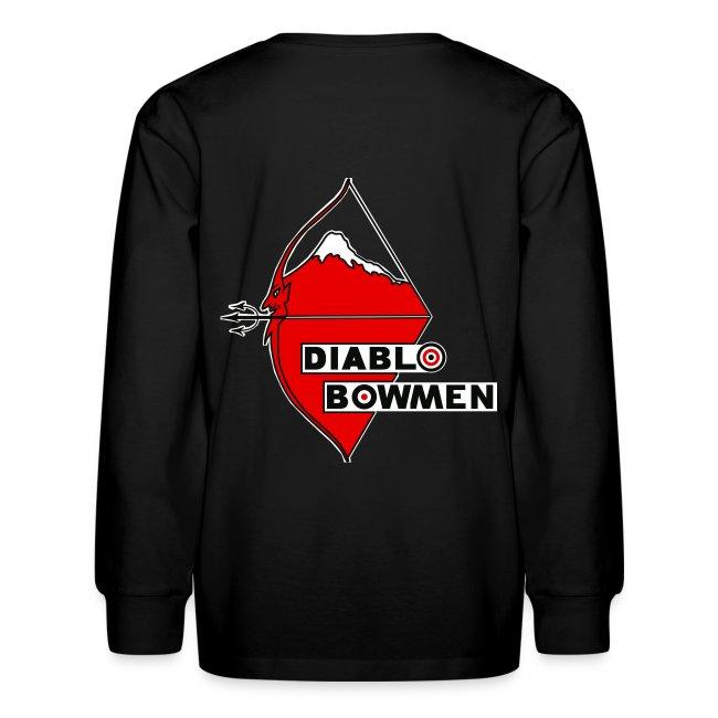 Children's Long Sleeve Club T-Shirt