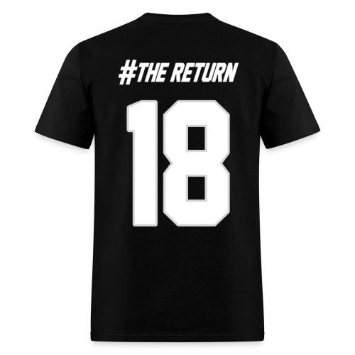 The Return - Men's T-Shirt