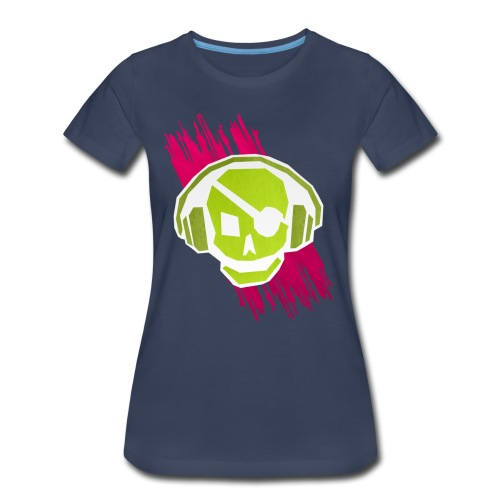 P.A. Logo (LIME) - Girl - Women's Premium T-Shirt