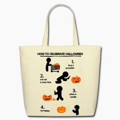 How to celebrate Halloween Bags & backpacks