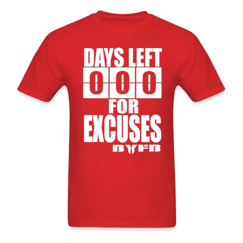 Men's Zero Days T-Shirt - Men's T-Shirt