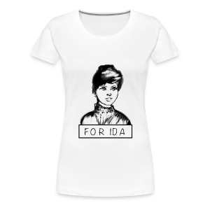 For Ida SM-3X - Women's Premium T-Shirt