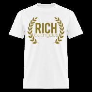 T-Shirts ~ Men's T-Shirt ~ Rich LA