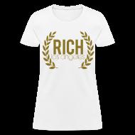 Women's T-Shirts ~ Women's T-Shirt ~ Rich LA