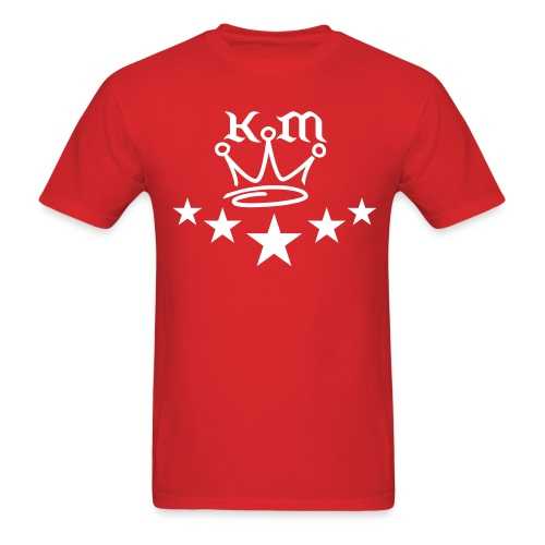 King Muzik(Crown & Stars) - Unisex - Men's T-Shirt