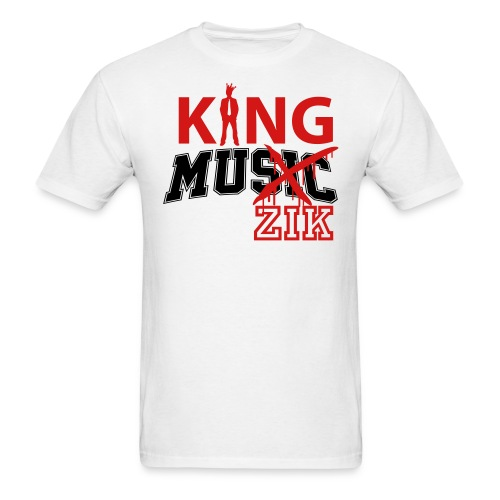 King Muzik(Grafitti) - Unisex - Men's T-Shirt