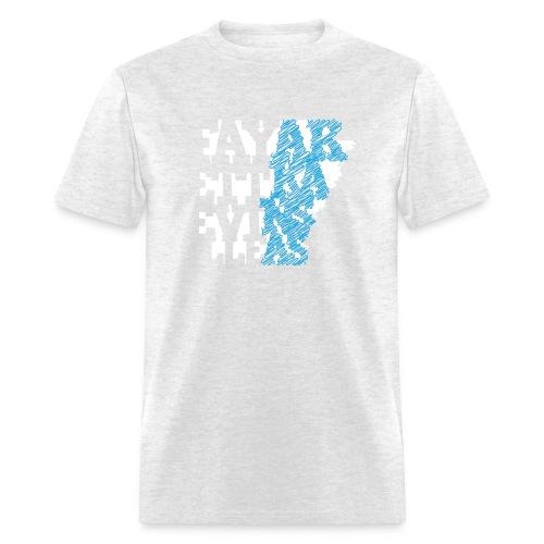 FayAR - Regular tee - Men's T-Shirt