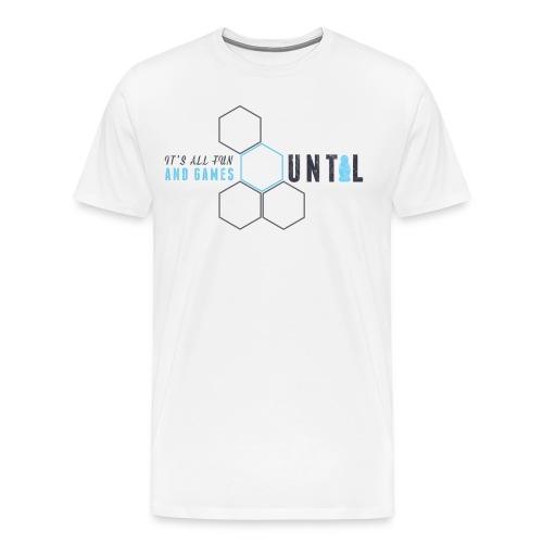 Settlers of Catan T Shirt - Men's Premium T-Shirt