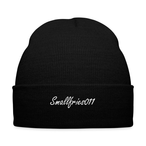 Beenie - Knit Cap with Cuff Print
