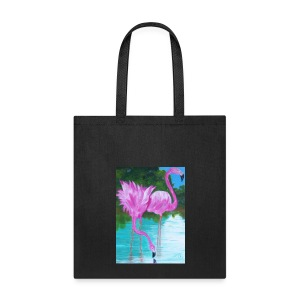 Sisters in the Pink - Tote Bag