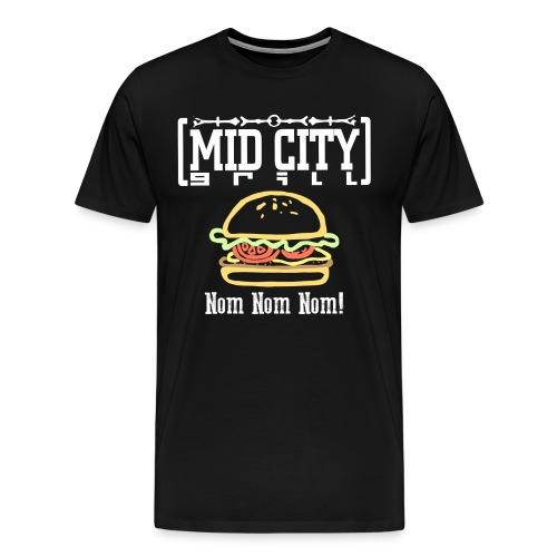 Nom Nom Nom T - Men's Premium T-Shirt