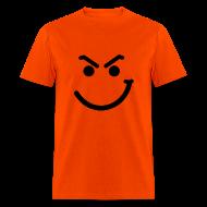 T-Shirts ~ Men's T-Shirt ~ Smiley Face