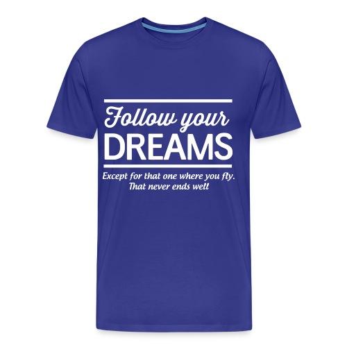 Dream Tee - Men's Premium T-Shirt