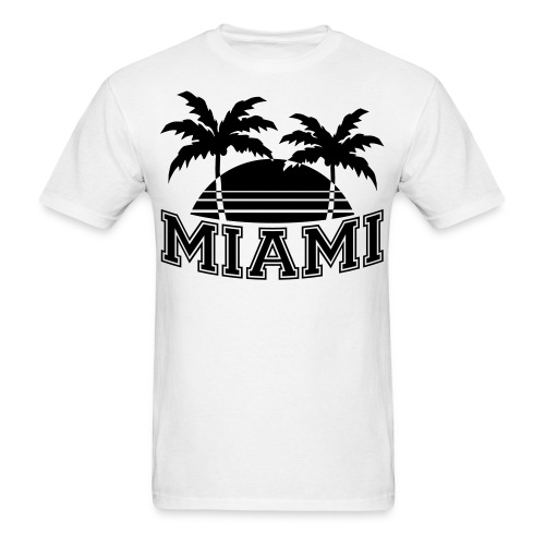 MIAMI SERIE - Men's T-Shirt