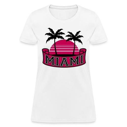 MIAMI SERIE - Women's T-Shirt
