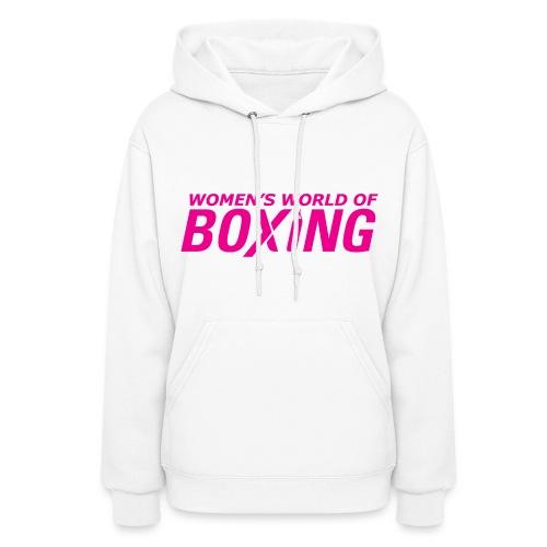 Women's Hoodie - iPhone,iPad,Women's Tee Shirts,Women's T-Shirts,Personalized Tee Shirts,Personalized T-Shirts,Novelty T-Shirts,No Bully Zone,Gifts,Custom Made Tee Shirts,Custom Made T-Shirts,Case,Boxing Tee Shirts,Boxing T-Shirts