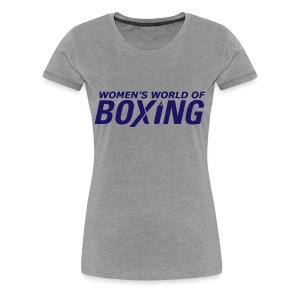 Women's Premium T-Shirt - Women's Tee Shirts,Women's T-Shirts,Personalized Tee Shirts,Personalized T-Shirts,Novelty T-Shirts,MMA Tee Shirts,MMA T-Shirts,Gifts,Custom Made Tee Shirts,Custom Made T-Shirts,Boxing Tee Shirts,Boxing T-Shirts