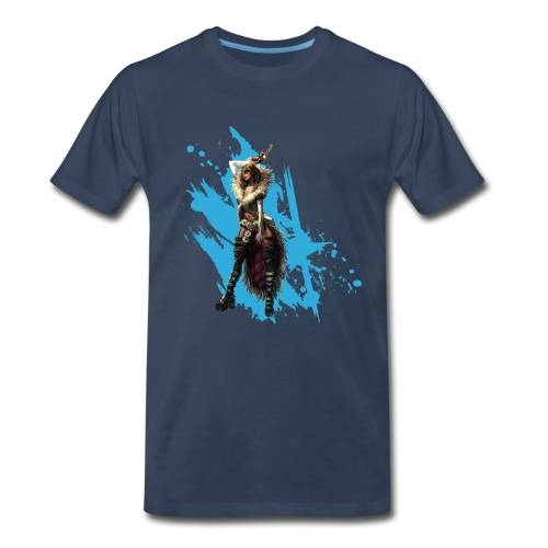 APB:R Sofia - Boy - Men's Premium T-Shirt