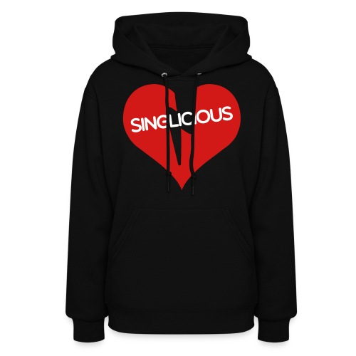 Singlicious Official  - Women's Hoodie