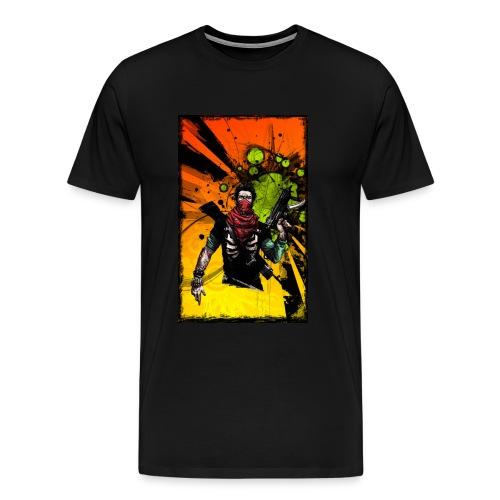 APB:R boom - Boy - Men's Premium T-Shirt