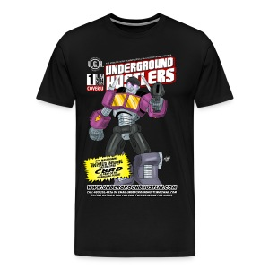 CBRD Comic - Men's Premium T-Shirt