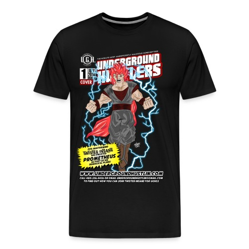 Prometheus Comic - Men's Premium T-Shirt