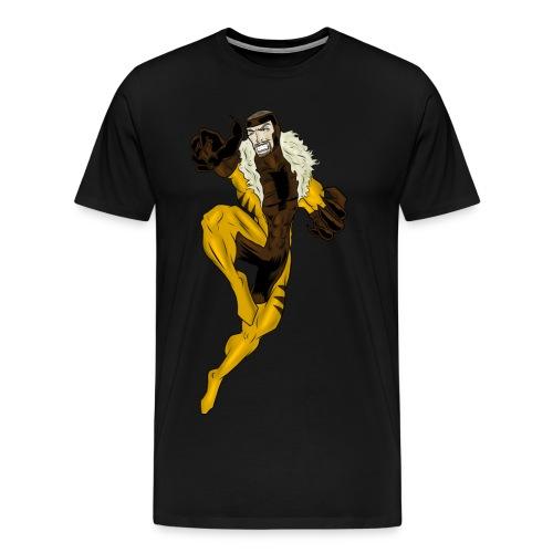 Vamptz Karnage Comic Character - Men's Premium T-Shirt