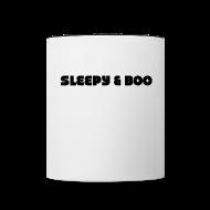 Mugs & Drinkware ~ Contrast Coffee Mug ~ Sleepy & Boo mug