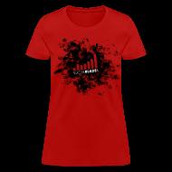 T-Shirts ~ Women's T-Shirt ~ Social Blade Smash Women's Shirt