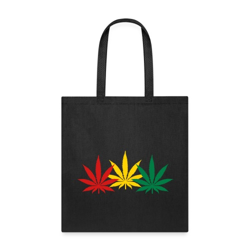 Rasta Beyond Rebel Herb Tote - Tote Bag