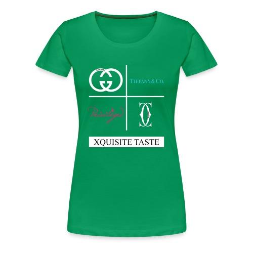 iShop - Women's Premium T-Shirt