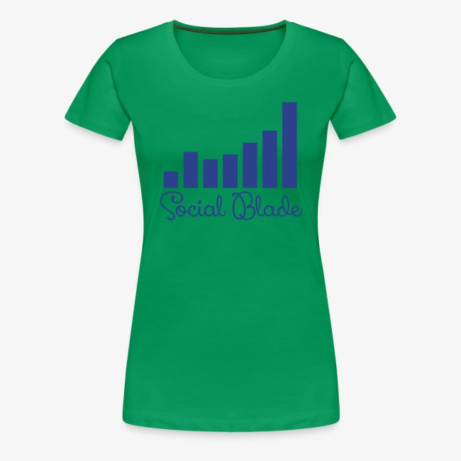Social Balde Girly Logo Women's Shirt