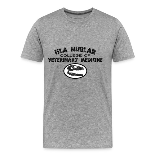 Dino Vet - Men's Premium T-Shirt