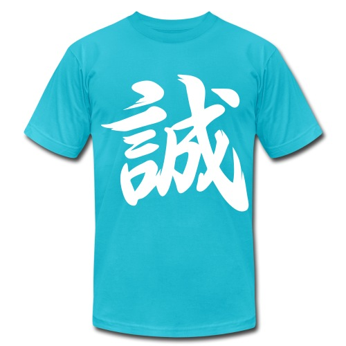 Shinsengumi - American Apparel T-Shirt - Men's  Jersey T-Shirt