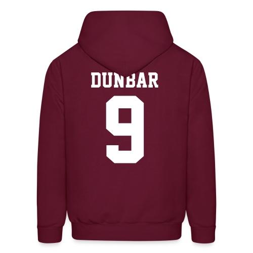 DUNBAR 9 - Hoodie (XL Logo, NBL) - Men's Hoodie